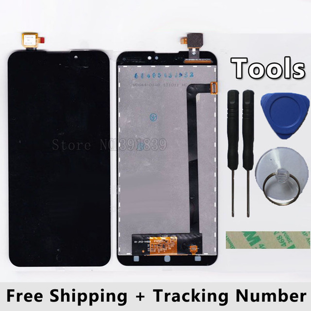 LCD Display + Touch Screen Digitizer Glass Panel For UMI Cross Vinus C1