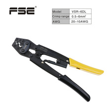FSE Wire Cutter Crimping Tool mini Pliers Cable Tools Crimper Stripper Crimp Cutters Alicate Stripper Plier Set Crimpatrice SET fse 30j mini european style wire crimper hand plier crimping tools germans sytle asymmetric