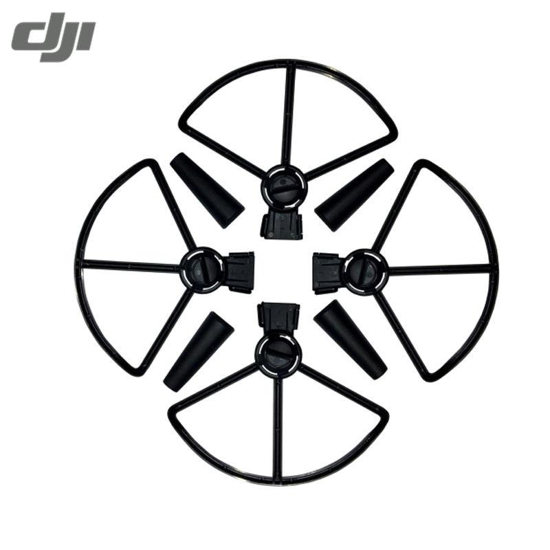 DJI Spark Hélice Protection Couverture Prolongée Train D'atterrissage Conception Intégrée Pour RC Quadcopter Drone Noir Blanc Rouge