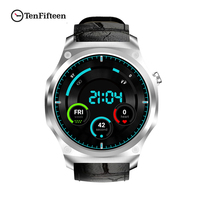 TenFifteen F2 3g Smartwatch телефон IP65 Водонепроницаемый 1,39 дюйма Android5.1 MTK6580 1,0 ГГц 16 ГБ Встроенная память gps монитор сердечного ритма смарт часы