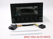Original RCN210 Bluetooth MP3 USB Player CD MP3 Radio For Passat B5 Golf MK4 Jetta MK4 Polo