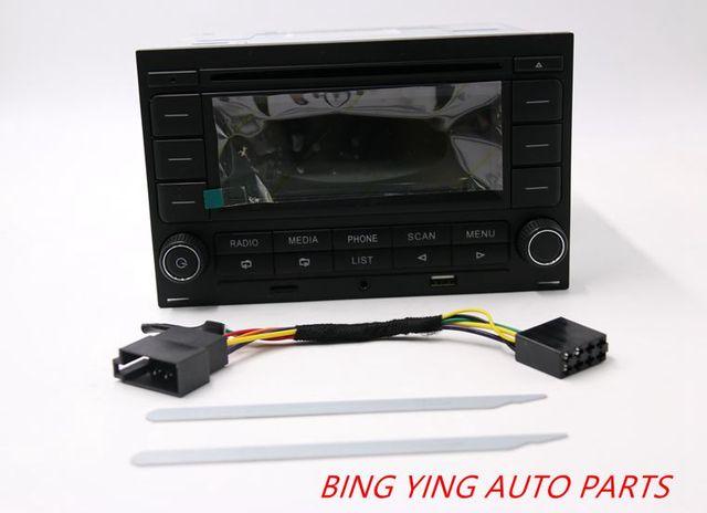 Original RCN210 Bluetooth MP3 USB Player CD MP3 Radio For Passat B5 Golf MK4 Jetta MK4 Polo