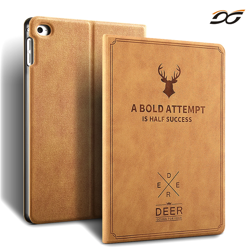 For iPad Air 1 Air 2 and ipad 9.7 2017 PU Leather Smart Cover Folio Stand Case with Auto Sleep/Wake Function for iPad Air1/2 9.7 sgl luxury ultra smart stand cover for ipad air 1 ipad5 case luxury pu leather cover with sleep wake up function for ipad air1