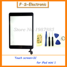 1pcs Test one by one For iPad Mini Touch Digitizer Screen IC Flex Chip Home Button