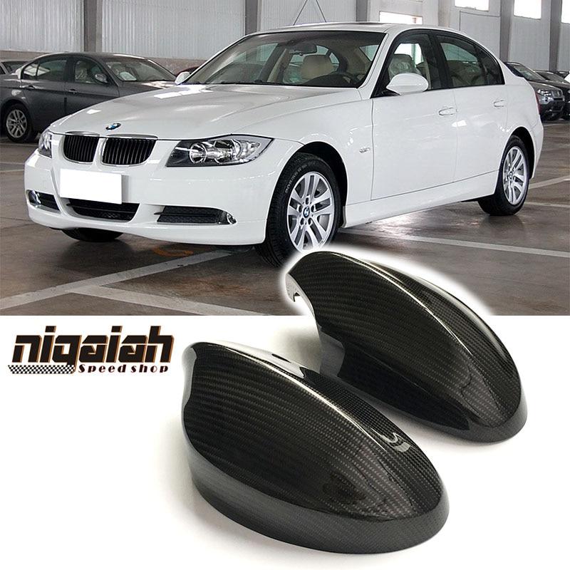 Big Sale 1 1 Carbon Pattern For BMW E90 3 Seires 320 320i 2005 2008 3D