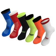 Bike Socks Moisture-Wicking Outdoor Running Gym Men Size-7-12