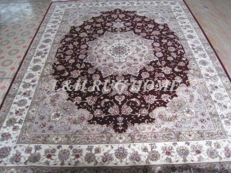 Безкоштовна доставка 8'X10 '160Line Шерсть - Домашній текстиль