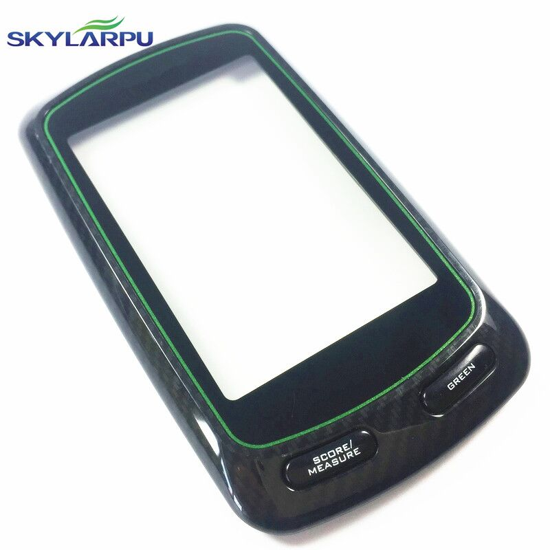 skylarpu 2.6 inch Capacitive Touchscreen for Garmin Approach G6 Golf Handheld GPS Touch screen digitizer panel Free shipping