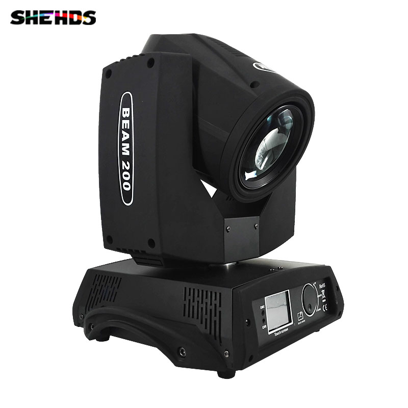 Fast  Shipping  LED Beam Moving Head  5R Beam 200W  Touch Screen Beam Sound-Active 16/20 Channels For Show Music Large ConcertFast  Shipping  LED Beam Moving Head  5R Beam 200W  Touch Screen Beam Sound-Active 16/20 Channels For Show Music Large Concert