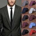 Hot nova 2016 marca de moda masculina fino de malha gravata Cravate homens estreitas gravatas gravata para homens gravata Skinny W1