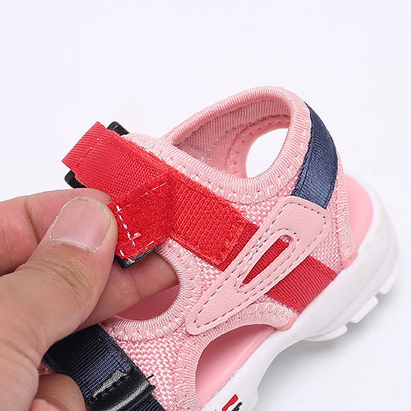 Sandals Children Toddler Girls Summer Sandal 2018 Kids Shoes Little Boy Sport Sandals Quality Kids Rubber Sandals Girl Boys 4