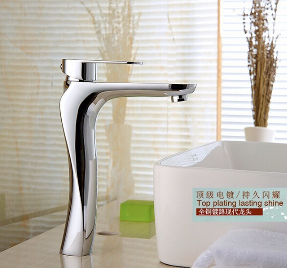 Modern Bathroom Products Chrome Finished Hot and Cold Water Basin Faucet Mixer,Single Handle water Sink Faucet Tap torneira xoxo modern bathroom products chrome finished hot and cold water basin faucet mixer single handle water tap 83007