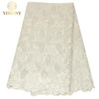 white lace fabric cotton lace fabric nigeria lace fabric 2019 gold lace