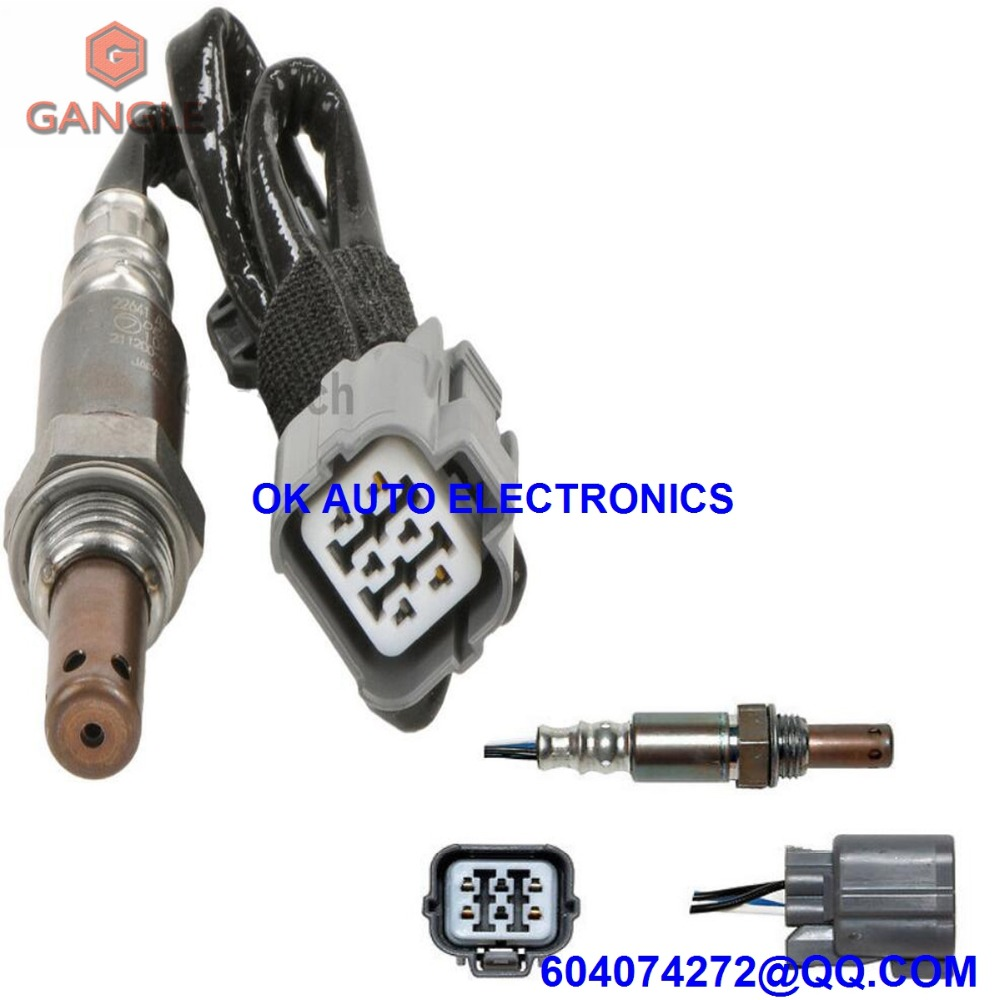 Oxygen Sensor O2 Lambda Air Fuel Ratio For Subaru Forester 2000 Spark Plug Wires Liberty Impreza Outback Svx 20