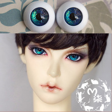 BJD Eyes green eyes 8mm 10mm 12mm 14mm 16mm 18/20/22mm  Acrylic Eyeballs  for SD/MSD/YSD/70CM Ball-jointed Doll