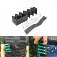FMA Tactical Magazine Pouch 12 Gauge Shell Holder Outdoor Hunting Attachale Holder Belt Shotshell Carrier