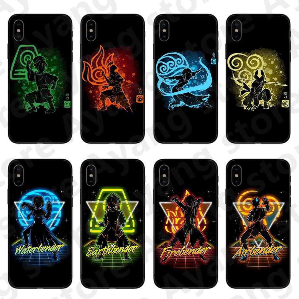 avatar the last airbender earth coque iphone 6
