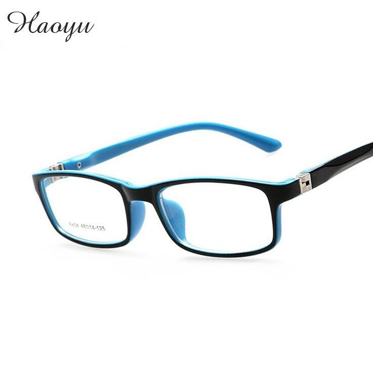 ⊹haoyu TR90 child optical frame eyewear eyeglasses 8 colors Double ...