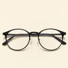 Nossa Kwaliteit Tungsten Ultem Brilmonturen Mannen & Vrouwen Ronde Monturen Vintage Ultralight Bril Casual Brillen Frame