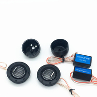 DDT S30 Car 500watts Tweeter 12v Speaker Car Dome Use