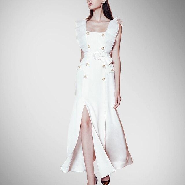 Robe Office Dress Direct Selling Solid Vestidos De Fiesta The New Summer Bodysuit Women European And American High-end