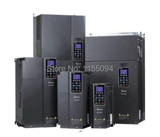 VFD015CH43A-21 Delta VFD-CH2000 inverter AC motor drive 3 phase 380V 1.5Kw 2HP 4A 600HZ new in box vfd007e11a delta vfd e inverter ac motor drive 1 phase 110v 750w 1hp 4 2a 600hz new in box