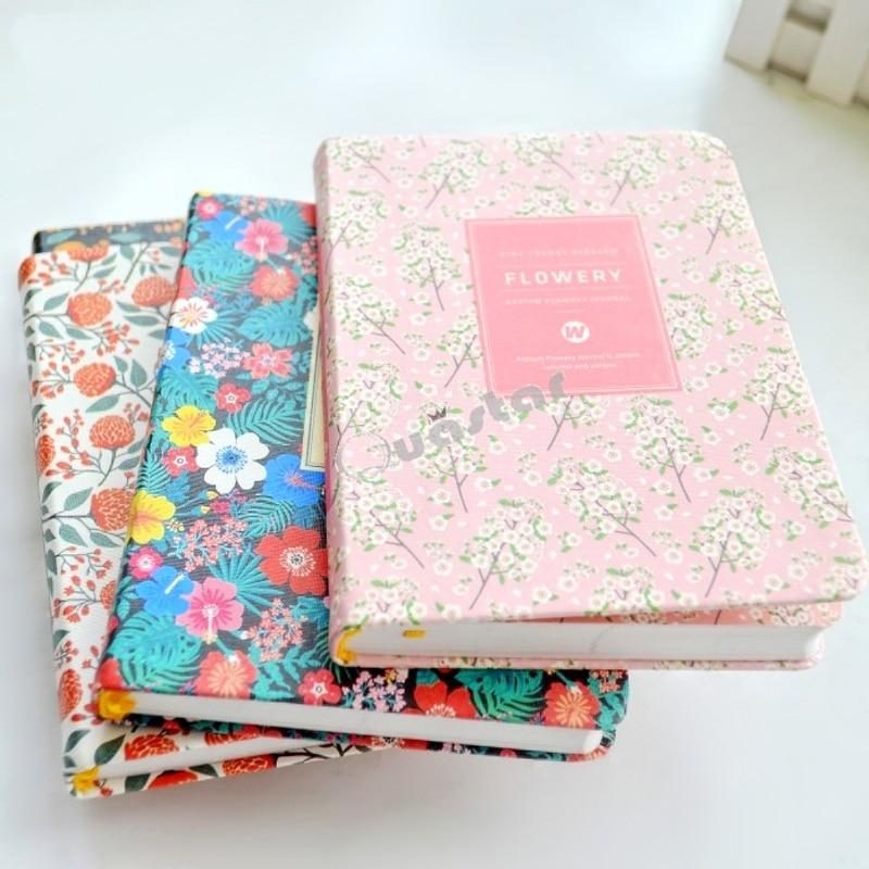 Calendar Planner Journal : Cute flower planner notebook notepad weekly plan diary