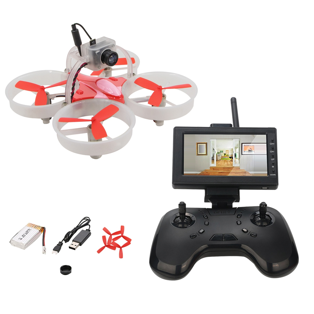 RC Quadcopter Mini Drone Racing Led-Light Hd-Camera Gyro With RTF 6-Aixs 8-Ch Durable