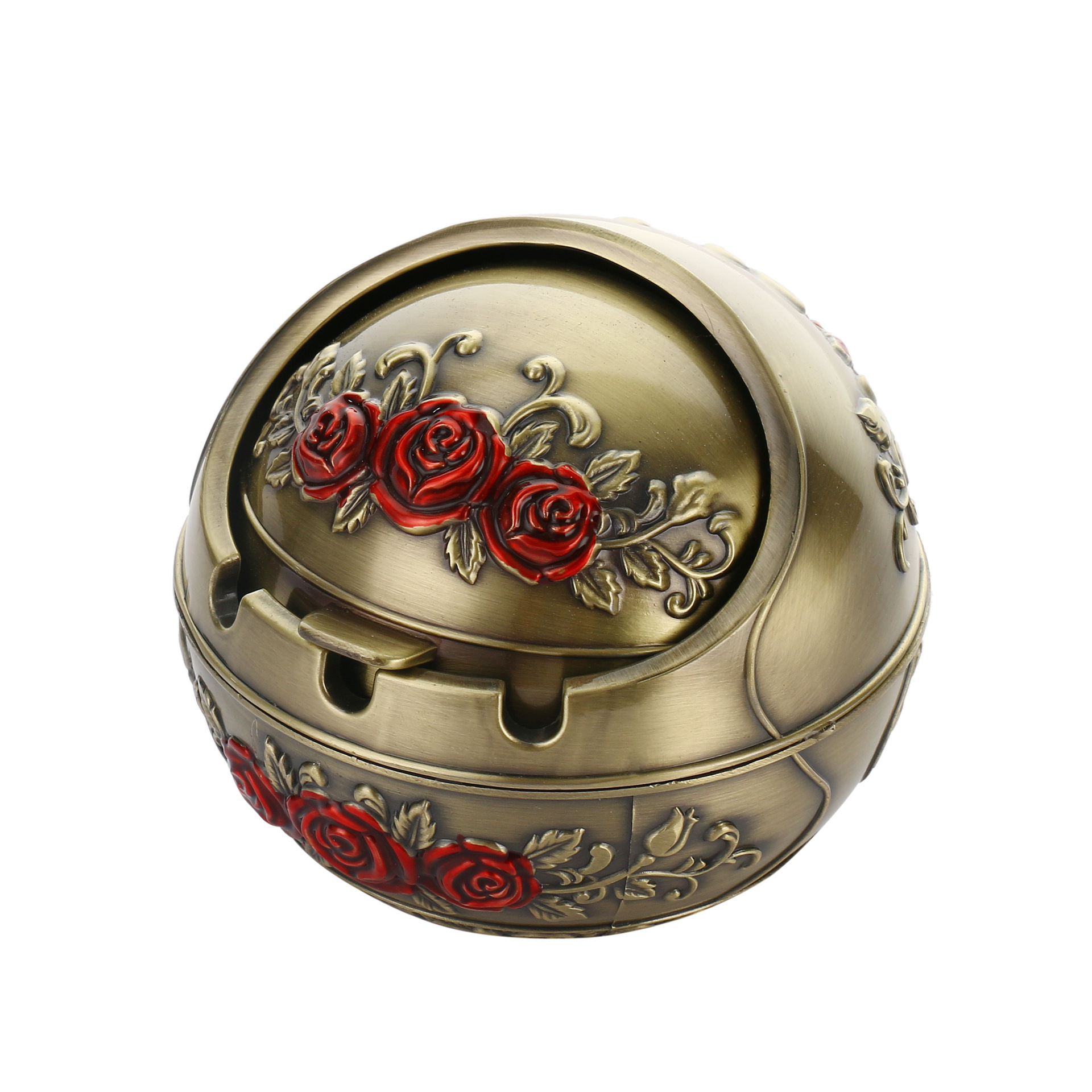 Cendrier en métal de château russe, Briquets et accessoires de - Marchandises pour la maison - Photo 2