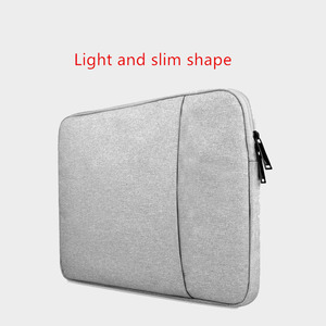 Image 4 - Hot Notebook Laptop Bag For Macbook Air Pro Retina 11 12 13 15 Cover For Kindle ipad mini xiaomi Lenovo 9.7 14 15.6 Sleeve case