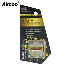 Nano Technology Invisible Liquid Screen Protector for Apple iPhone XS / Max /8/8 Plus/7/7 Plus 6S XR (1PCS-2ml)