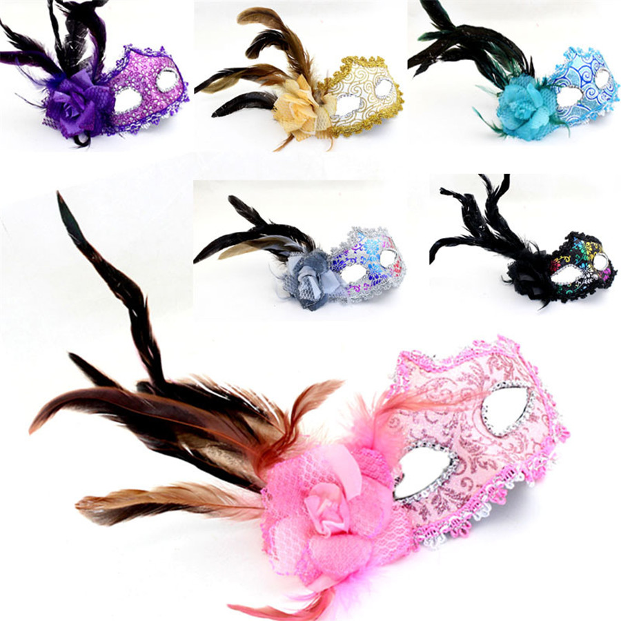 Online Buy Wholesale venetian halloween masks from China venetian ...