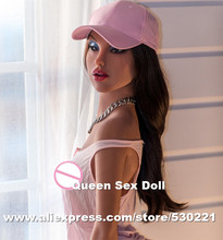 NEW 155cm Top quality A Cup japanese silicone adult sex doll, real human dolls real pussy, full size love doll sex toys for men