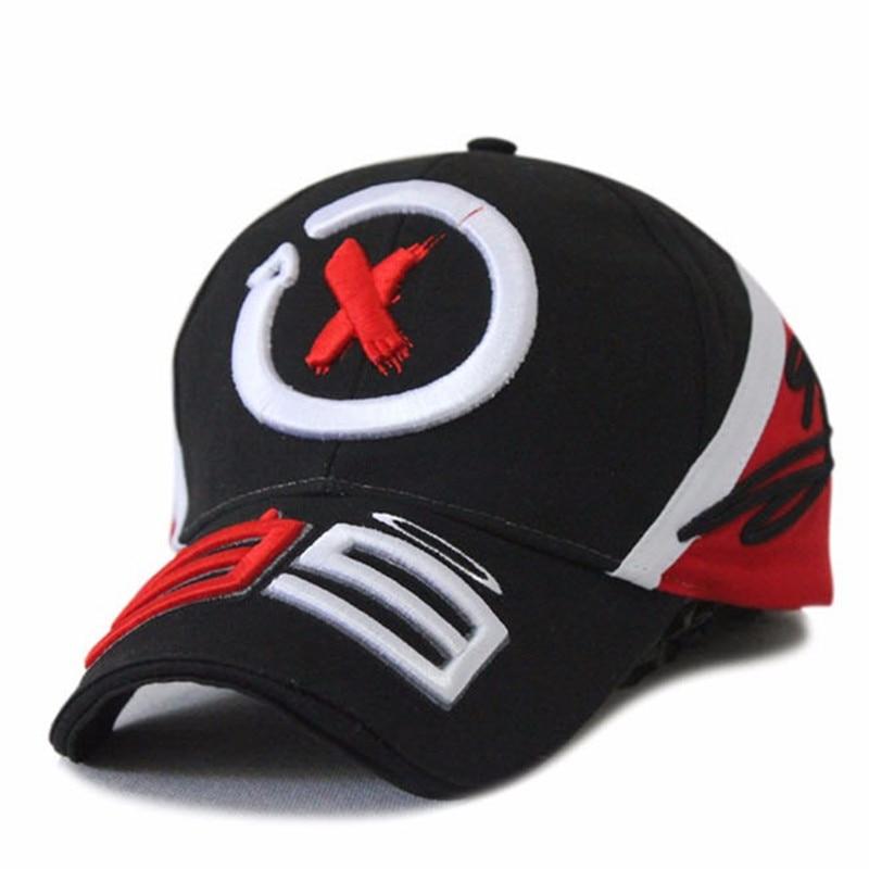 Prix pour Noir F1 fans basseball cap 99 Lorenzo moto gp moto pilote camionneur casquette de baseball chapeaux