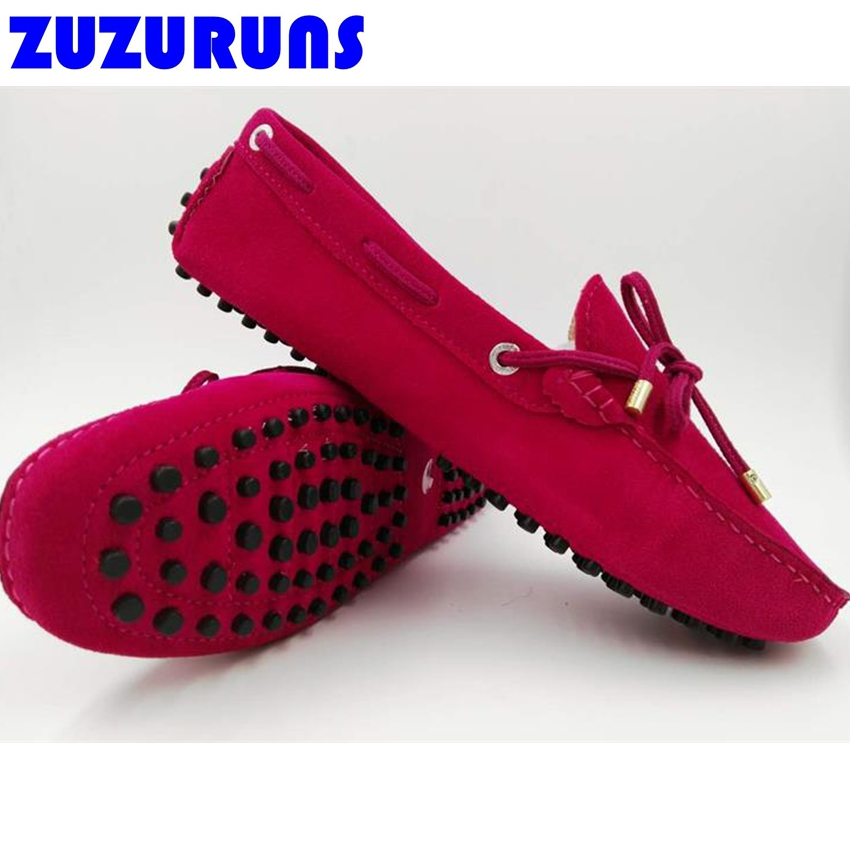 Aliexpress.com  Buy Brand Low Top Flats Shoes Women Genuine Leather Casual Flat Shoes Women ...