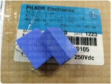 20 штук новый конденсатор p22k puckor 1 мкФ 105/250 В mkp389 недавно в сочетании конденсатор Бесплатная доставка