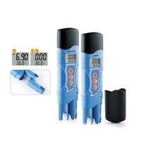 PH TDS Meter Tester Portable Digital LCD Water Quality Testing Pen TDS Meter Tester Temperature Meter