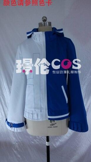New Kagerou Project Mekaku City Actors Takane Enomoto Ene Cosplay coat jacket sweater hoodie costumesTV  4colors