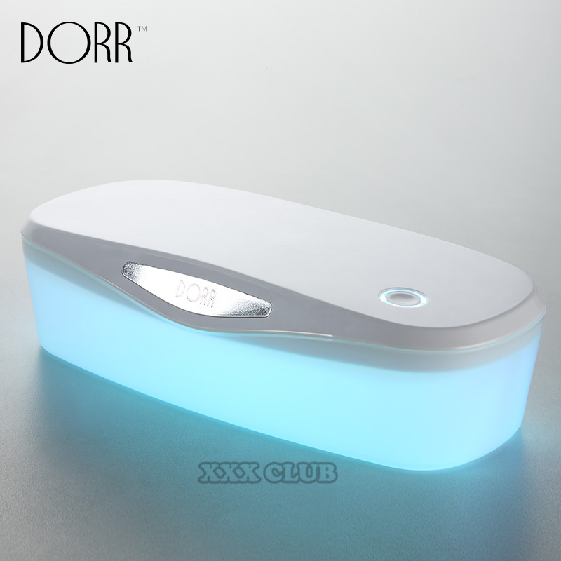 DORR УФ дезинфекции коробка для секс-игрушки взрослых прибор стерилизации и дезинфекции для Вибратор яйца дилдо Мастурбация устройства