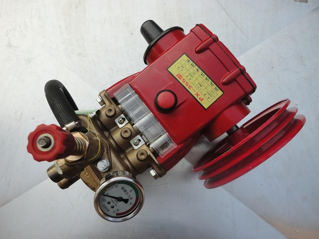 High Pressure Piston Pump : Px high pressure cleaner pump head car handpiece