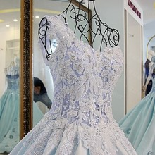 Backlake Robe Mariage Femme 2018 Beading Ball Gowns