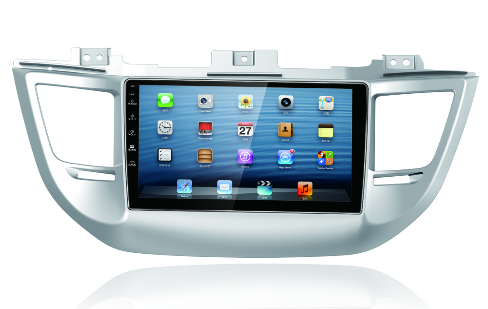 Car Gps Navigation System : Inch screen pure android car gps navigation