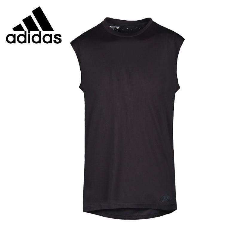 Original New Arrival 2018 Adidas Climachill SL Men's Vests T-shirts Sleeveless Sportswear original new arrival official adidas climachill sh men s black shorts sportswear