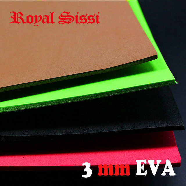 Aliexpress.com : Buy 12 colors Fly tying EVA Foam paper thickness ...