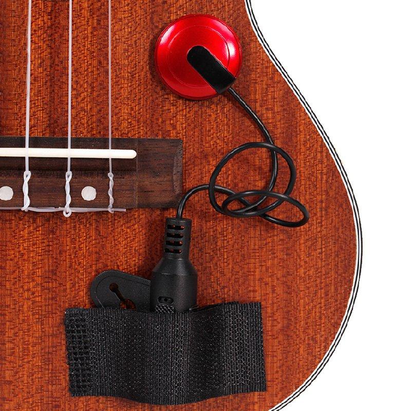 Gitara akustyczna Pickup Piezo wibracje skrzypce mandolina Banjo Ukulele Pickup Piezo Adeline AD-20
