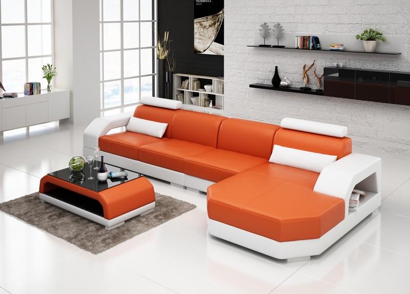 Sofa Set Designs Modern L Shape Sofa G8001c In Living Room Sofas