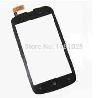 Original New Lumia610 Digitizer Touch Screen Glass For Nokia Lumia 610 Replacement Free Shipping