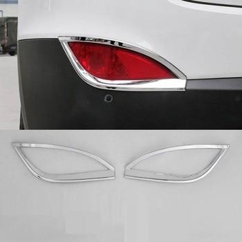 หน้าต่าง Body Grille รถยนต์โครเมียมดัดแปลง Auto รถจัดแต่งทรงผมอุปกรณ์เสริมป้องกัน 14 15 16 18 สำหรับ Hyundai IX35