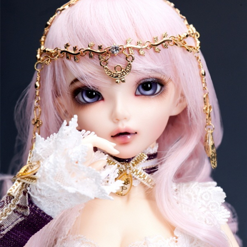 minifee Chloe Cline ante mirwen soom msd 1/4 luts volks dod ai ball joint doll BJD resin doll with eyes