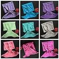 90X50/140X70/180X90/195X95 CM Cobertor Sereia Rabo de peixe de Malha cobertor de Ar Condicionado Cobertor de Presente de Natal da Criança